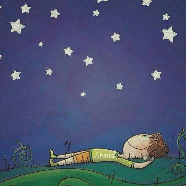 Quando sentires a minha falta,   Fecha os olhos e sussurra o meu nome  Eu posso estar longe  Mas não te abandonei  Quando adormeceres à noite basta lembrar que nós estamos sob as mesmas estrelas  Sob o mesmo céu