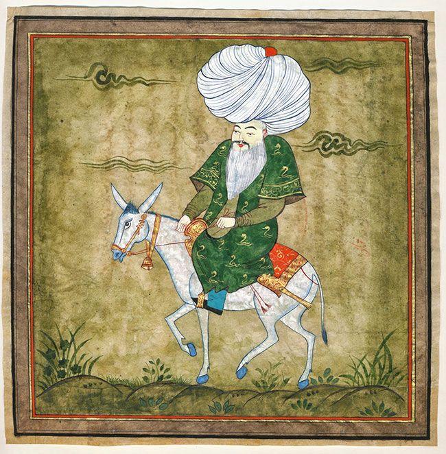 Nasreddin Hodja   Anonymous