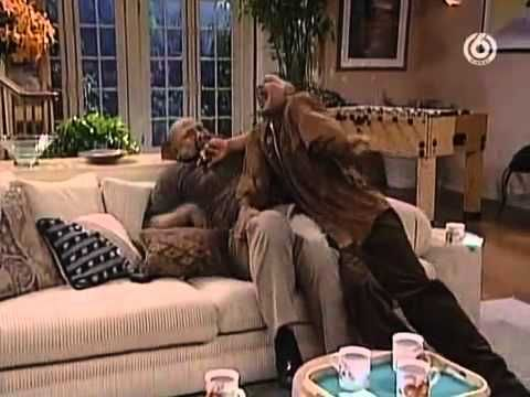 TOO FUNNY!!  Fresh Prince of Bel Air -Will Smith singing And I Am Telling You I'm Not Going