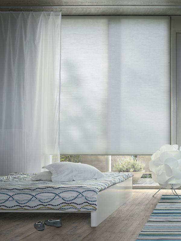 die besten 25+ schlafzimmer jalousien ideen auf pinterest | weiße ... - Rollos Für Schlafzimmer