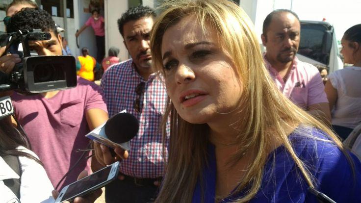 <p>Chihuahua, Chih.- La presidenta municipal, Maru Campos Galván, comentó que a partir de hoy se implementarán los corredores seguros