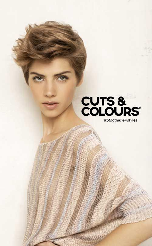 Easy | Kort haar | CUTS & COLOURS