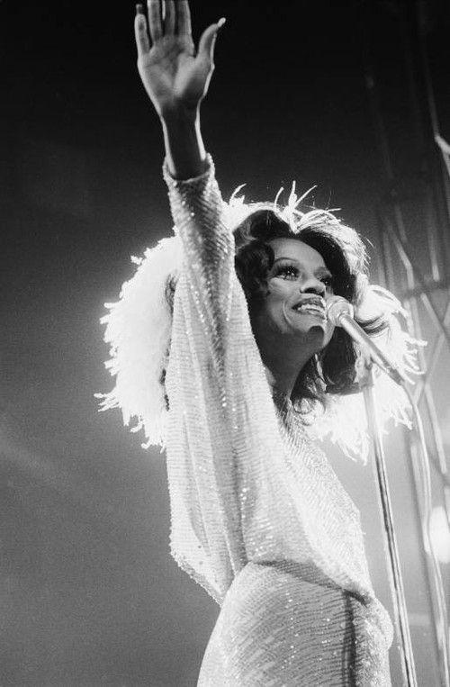 Diana Ross, 1975