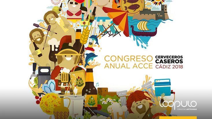 La Asociación de Cerveceros Caseros Españoles, ACCE, celebrará su congreso anual del 5 al 7 de abril en Chiclana de la Frontera (Cádiz). En esta ocasión la sede elegida es el Hotel Valentin Sancti Petri, situado en una zona privilegiada de la costa de Cádiz y que servirá como base de operaciones de los cerveceros.