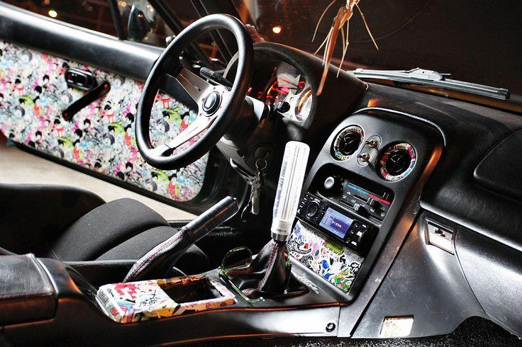 sticker bomb'ing?? - Body, Interior & Styling - MX-5 Owners Club Forum - Forum