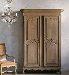 Large Antique Trousseau Armoire from France.