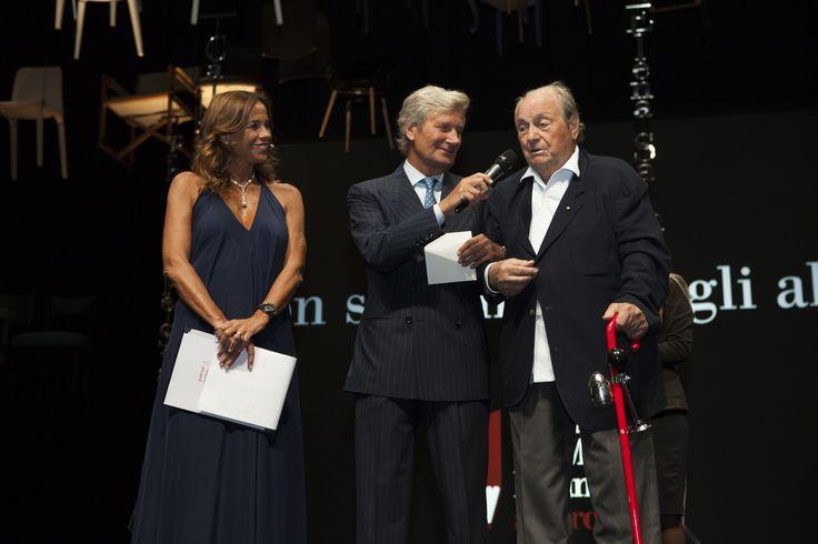 Lifetime Achievement Award: Ernesto Gismondi