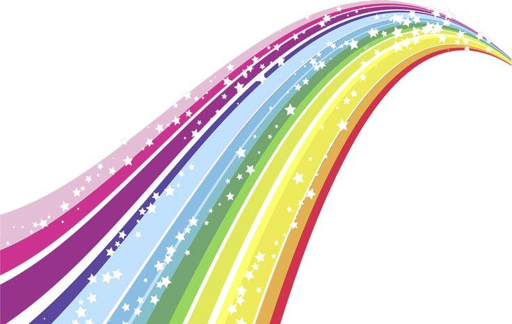 Rainbow Clip Art PNG