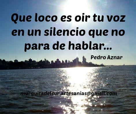 Pedro Aznar...