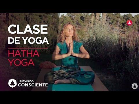 Clase Completa de Yoga Terapéutico en español - Lorena González - YouTube