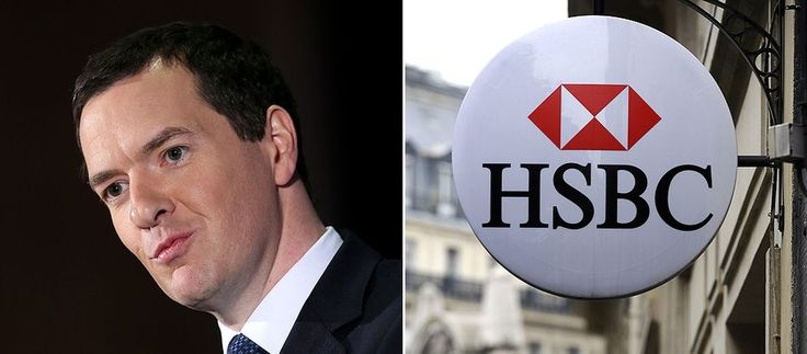"George Osborne breaks silence on HSBC scandal: ""It's not my job to catch tax dodgers"" .After nearly two weeks of silence from George Osborne, the Chancellor today answered questions about the HSBC tax dodging scandal"