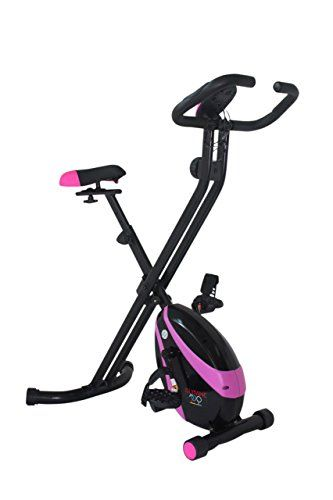 Olympic 2000 ES-810 Compact Exercise Bike - Pink