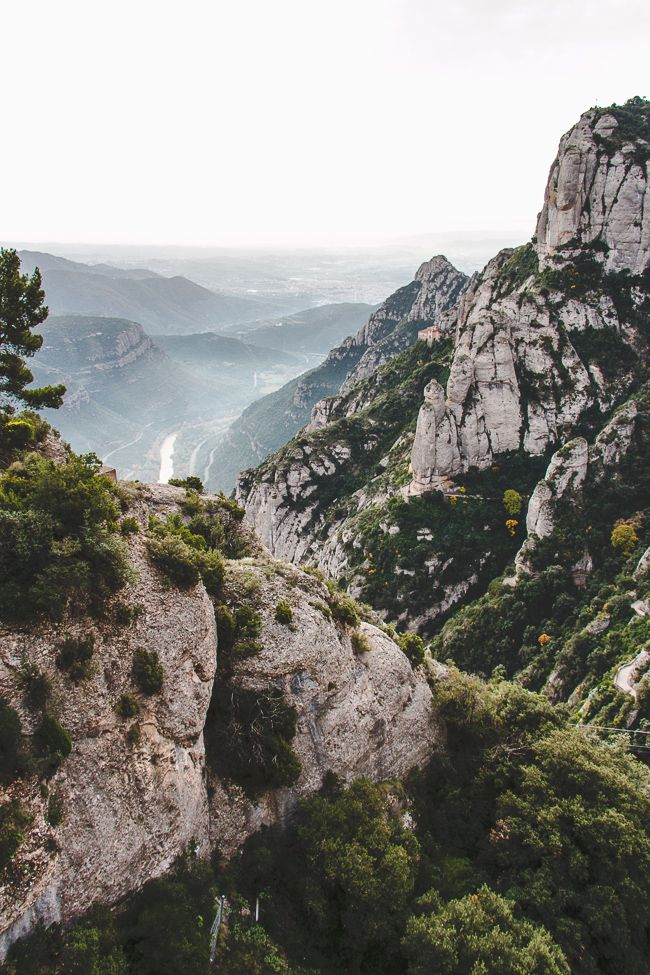 A Monastery, A Madonna & A Mountain // Montserrat, Spain – The Overseas Escape