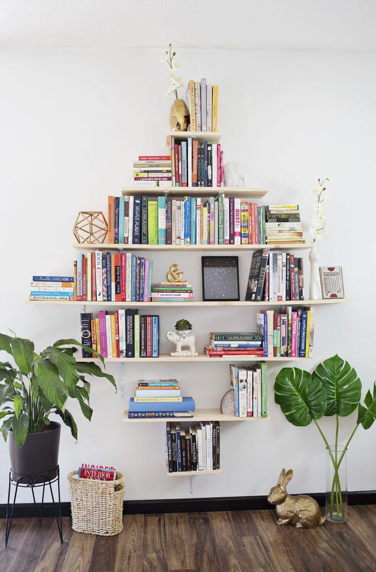Best 25 Floating Bookshelves Ideas On Pinterest Book