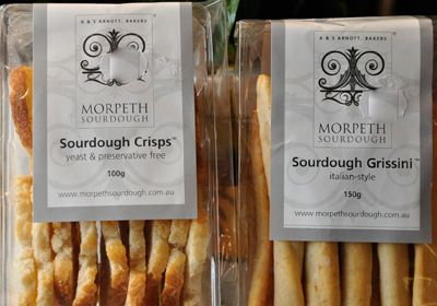 We just Love the Sourdough products from Morpeth Sourdough company