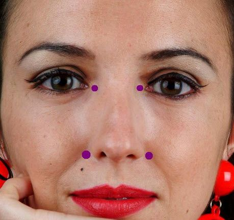 Acupressure Points for Healthy Skin - Facial Acupressure Treatment