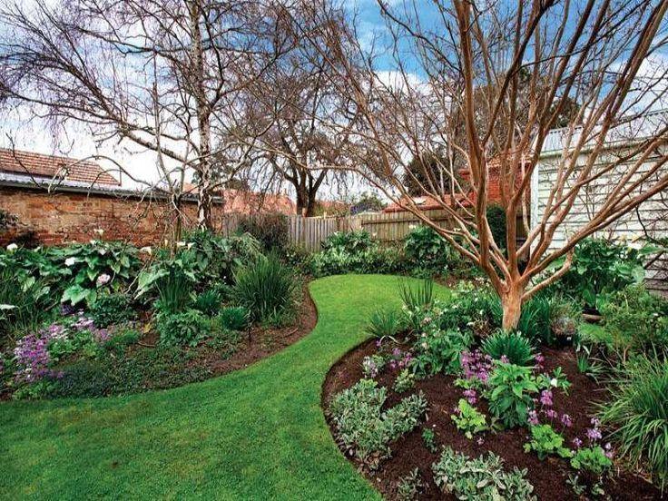 Photo of a australian native garden design from a real for Australian native garden design