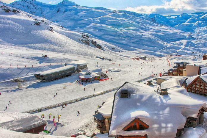 Kış Sporları İçin En Popüler Kayak Merkezleri