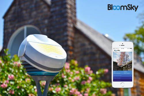 BloomSky : La station météo connectée qui filme l'évolution du temps | PixelsTrade Webzine