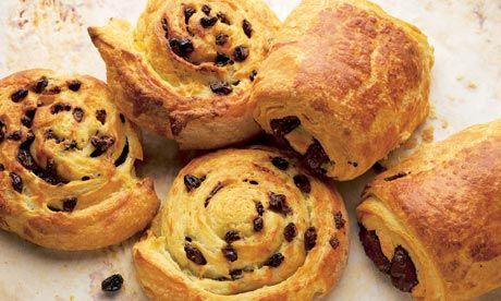 Dan Lepard's Danish Pastry