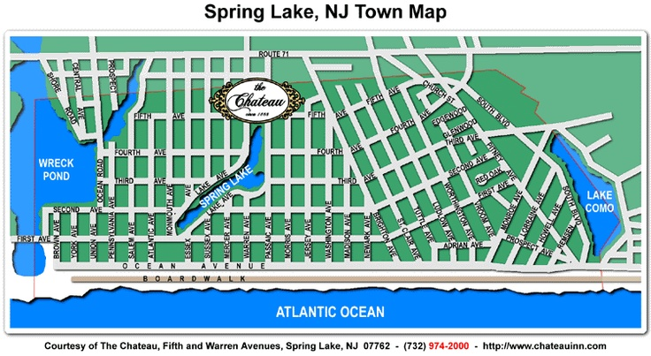 Spring Lake Nj Best Bed And Breakfast