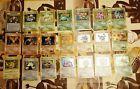 Pokemon Holo Lot GameBoy Promo Venusaur Base Set Dark Charizard Japanese Cards