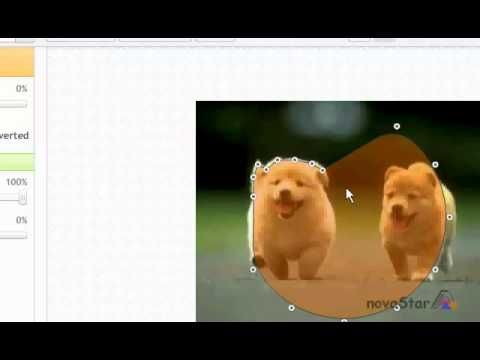 Extract photo object with Ipiccy online photo editor - YouTube