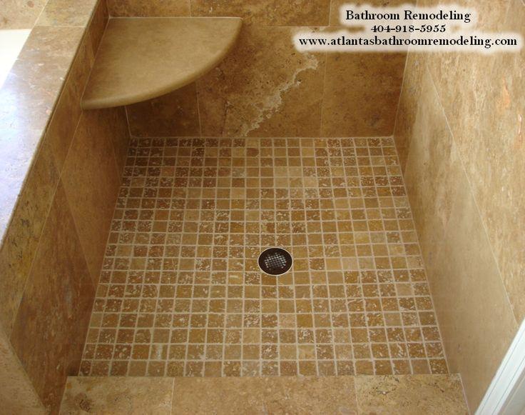 Travertine Shower Floor Tiles Jpg 950 750 Pixels Travertine Showershower Floor Tiletile Showersbathroom Showersbathroom