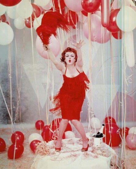 Marilyn Monroe as Clara Bow