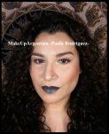 Viernes! Base #Dermacolor y lápiz 901 en cejas de #Kryolan Rubores 12 y 6 de #LaboratorioLACA Delineador en gel negro de Andrea Pellegrino Lápiz delineador negro de MaybellineNY + pigmento AK 47 de #A2Pigments #MakeUpArgentina #makeup #maquillaje #MUA #mua #makeupaddict