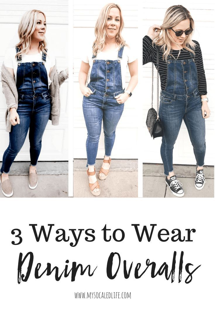 how to wear denim overalls | spring style | spring overalls outfit | casual style | casual chic | overalls outfit | denim overalls | cute overalls outfit | how to wear overalls | long overalls | womens overalls outfit