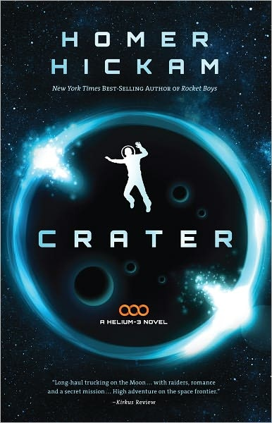 Crater [NOOK Book]  byHomer Hickam