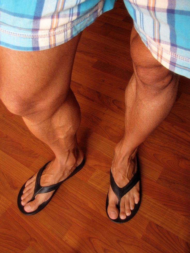 man sandal feet sexy