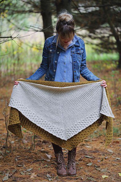 Ravelry: Winter Honey pattern by Andrea Mowry