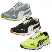 PUMA Biofusion Spikeless Mesh Golf Shoes - PUMA Golf