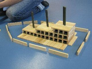 1000 images about mod les kapla on pinterest maze 2d and construction. Black Bedroom Furniture Sets. Home Design Ideas