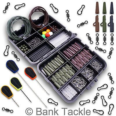 Carp fishing #tackle box lead clips #hooks swivels baiting needles #terminal rigs, View more on the LINK: http://www.zeppy.io/product/gb/2/151214708401/