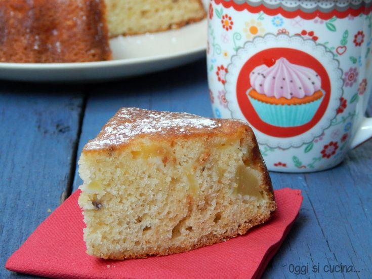 Torta di mele all'arancia http://blog.giallozafferano.it/oggisicucina/torta-di-mele-allarancia/