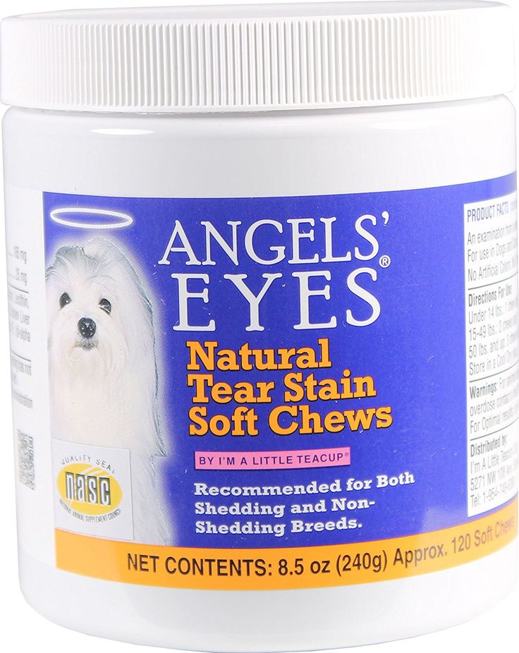 Angel eyes natural tear stain soft chews-5551