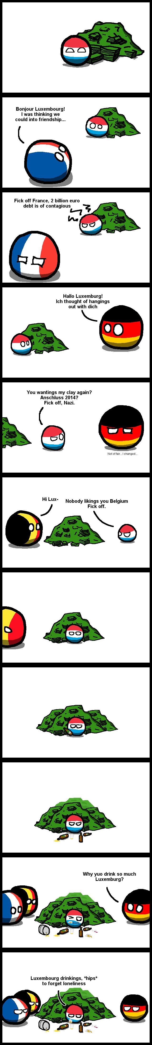 Luxembourg's little problem