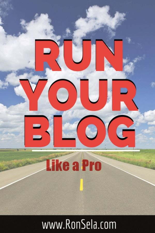 How to Run Your Small Business Blog Like a Pro