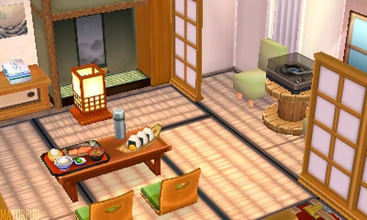 Oml this is so cute ic you're looking for a cute Japanese dining room, here are some ideas. Good job!