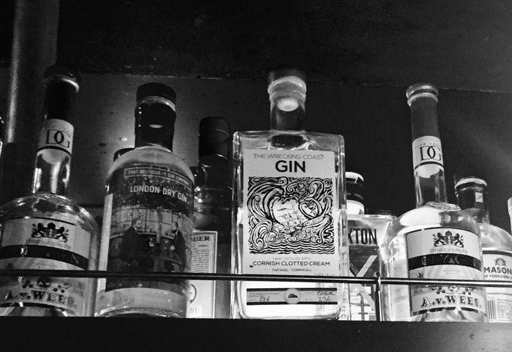 Bath Gin Bar