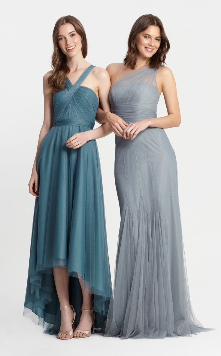 85 best blue bridesmaid dresses images on pinterest blue monique lhuillier bridesmaid dresses for spring ombrellifo Image collections