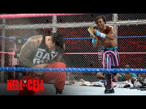 The New Day punish The Usos with a host of weapons inside Hell in a Cell: WWE He...