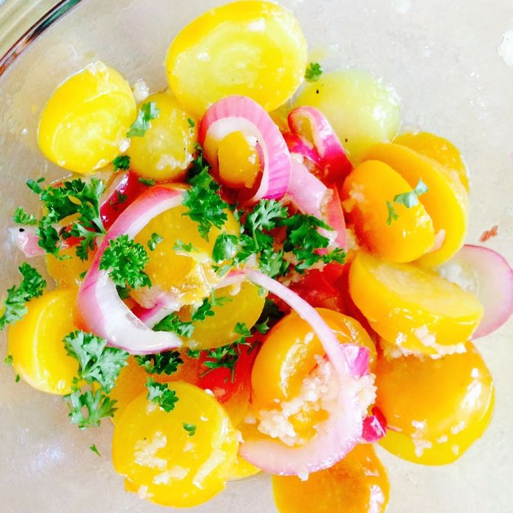 Garlic Golden Beets Recipe on Yummly. @yummly #recipe