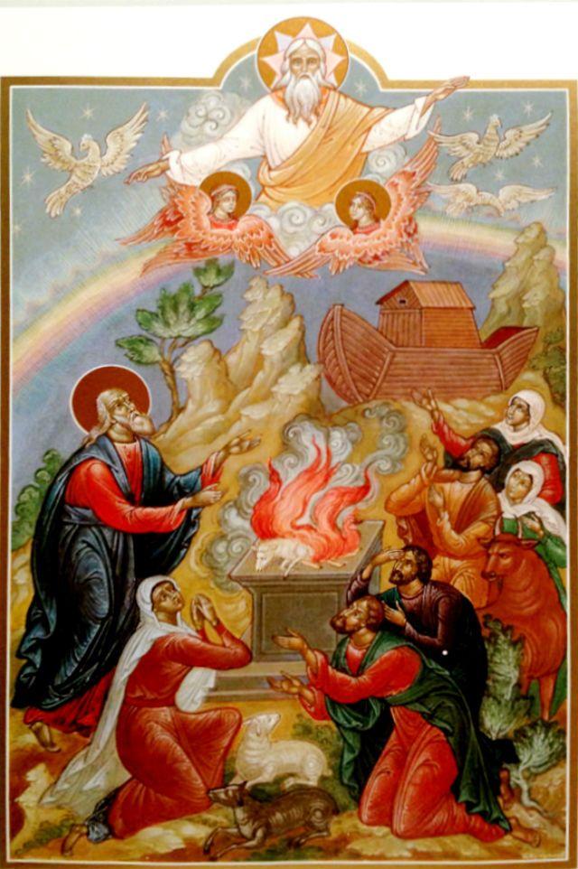 Завет Бога с Ноем