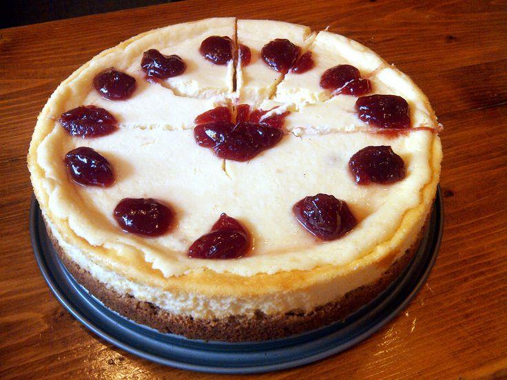 Cheesecake a la Café Francesca
