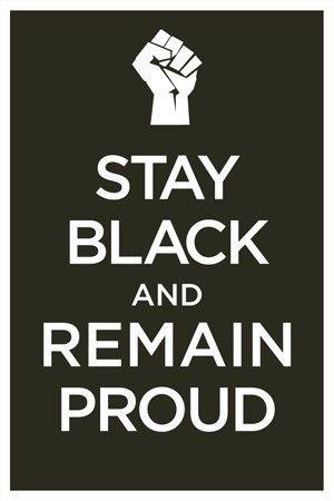Bold. Black. Beautiful!