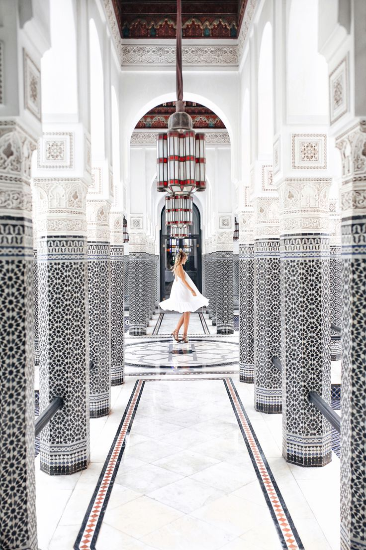Marrakech travel guide | La Mamounia, Marrakech | #ohhcouture #leoniehanne